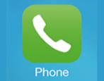 iphone ios8 phone app icon