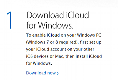 download icloud for windows pc win7 win8