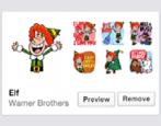 get add find buy fun new emoticons emoji stickers facebook chat