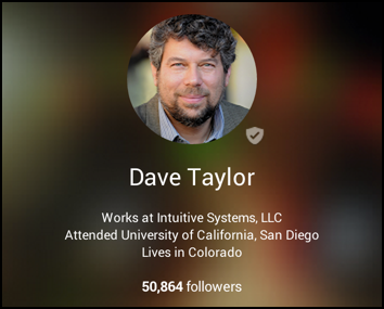 viewer count hidden from google plus profile