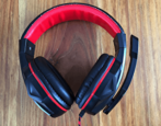 review of fome ovann x2 gamer headphones headset mic microphone
