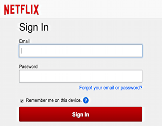 How do i change my netflix account password ask dave taylor