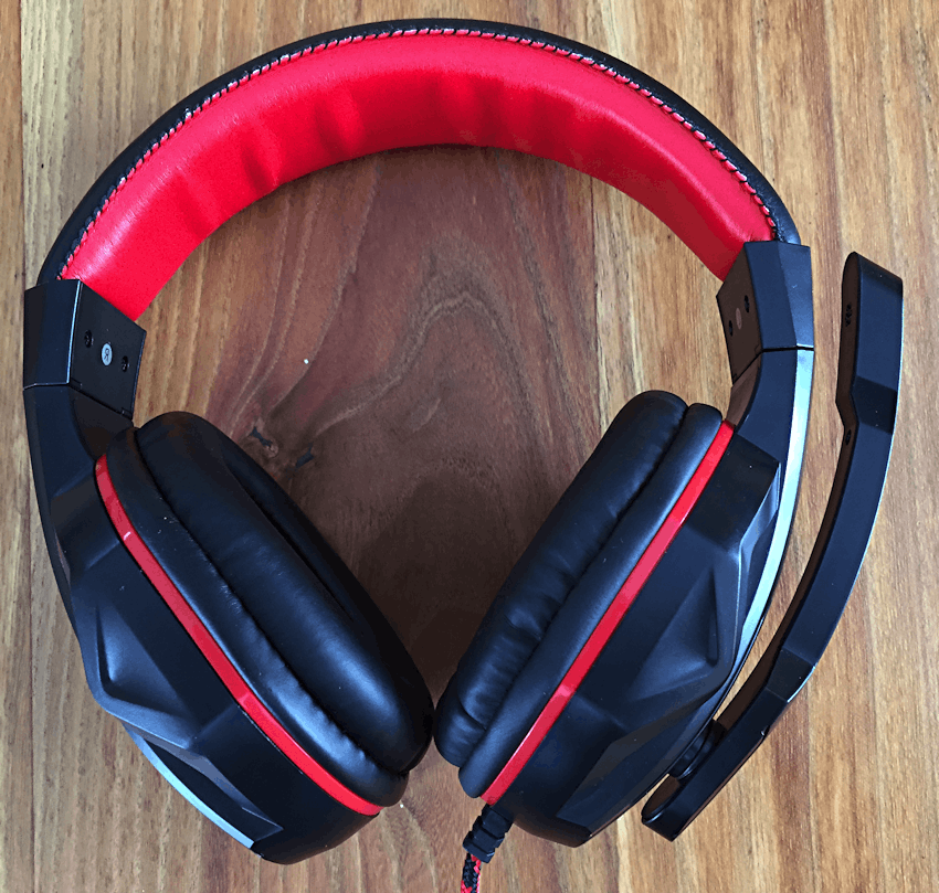 fome ovann x2 gamer headphones and mic review