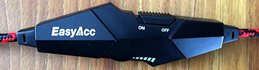 inline controller control mic mute volume x2 headphones