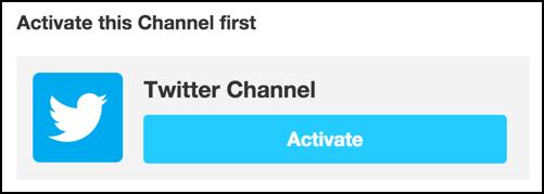 activate channel ifttt