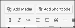 add media by url in wordpress