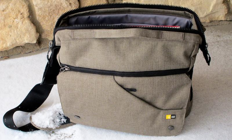 Case Logic Reflexion Dslr Ipad Camera Bag
