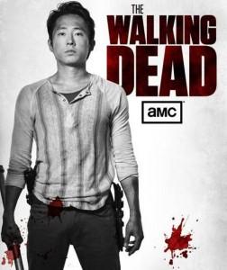Steven Yuen from The Walking Dead