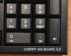 review cherry mx-board 3.0 pc keyboard