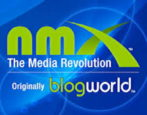 new media expo nmx logo las vegas