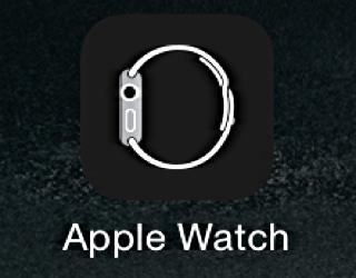 apple watch app ios 8.3