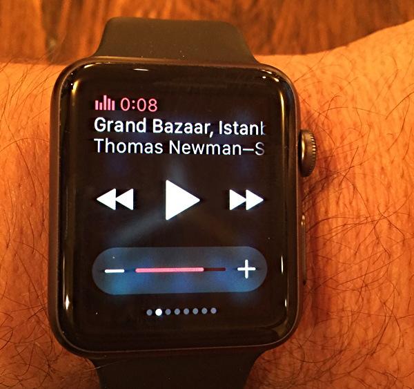 music player itunes audio apple watch iwatch