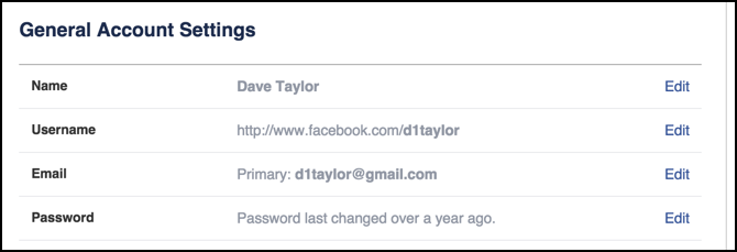 I've been hacked! Fast way to change my Facebook password? - Ask