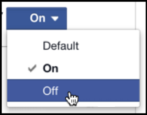 how to disable turn off auto-play autoplay video facebook