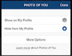 how to untag yourself hide tagged photos from your instagram user profile