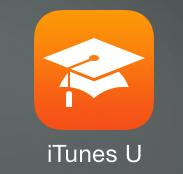 itunes university ios app icon