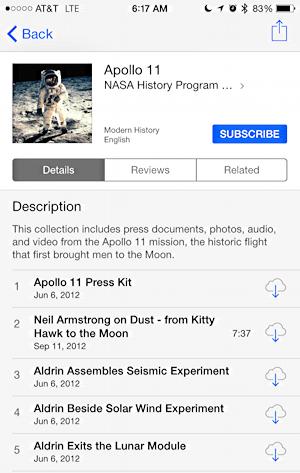 apollo 11 materials ready for download