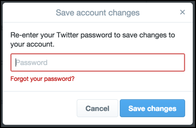 How Do I Confirm My Twitter Account