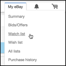 How can I keep an eye on eBay auctions? - Ask Dave Taylor