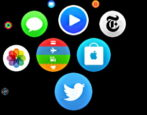 tweet to twitter from apple watch sport edition