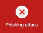 danger wells fargo bank atm transaction phishing attack