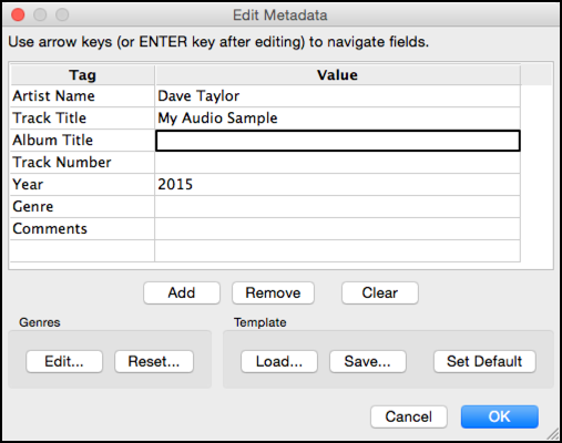 How do I record my voice as an MP3 on my Mac? - Ask Dave Taylor