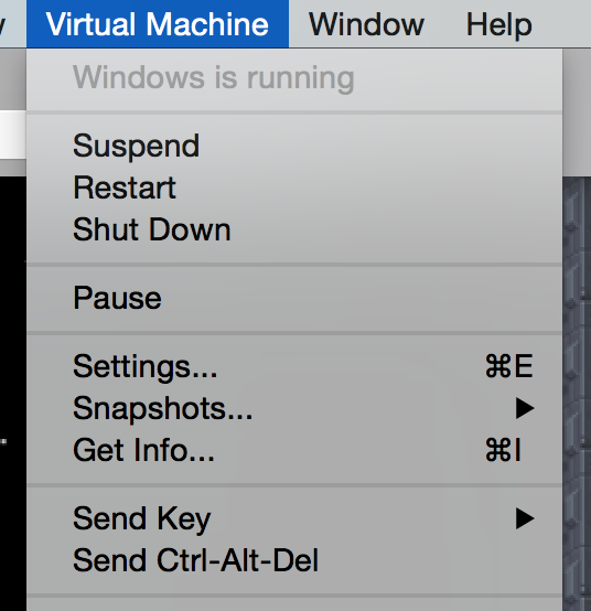 Force PC restart within VMWare Fusion? - Ask Dave Taylor