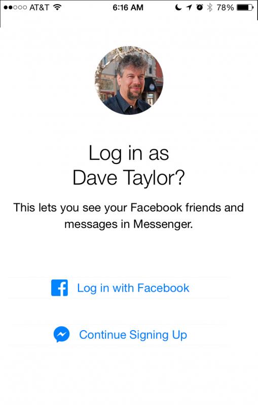 flirting signs on facebook messenger facebook login