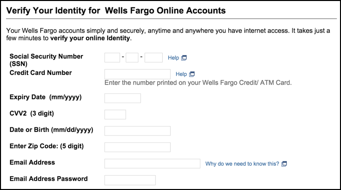 Beware the Wells Fargo Phishing Scam Scam! - Ask Dave Taylor