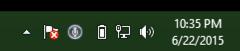 speech recognition icon shows up on taskbar windows 8.1 win8