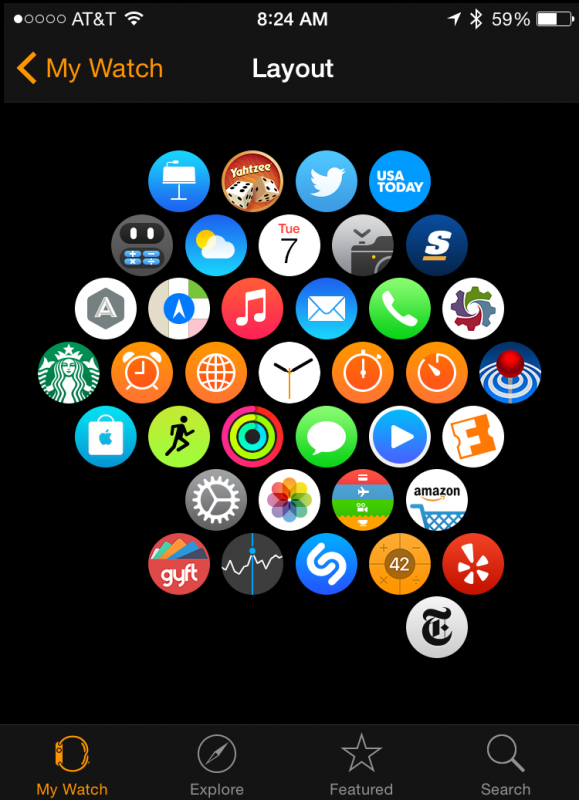 Some apps have vanished from my Apple Watch? - Ask Dave Taylor
