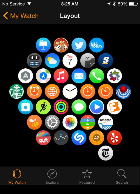 Some apps have vanished from my apple watch ask dave taylor for Ideas for iphone apps