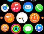 apple watch missing apps from iphone swarm foursquare shazam