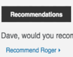 how to recommend someone write a recommendation linkedin