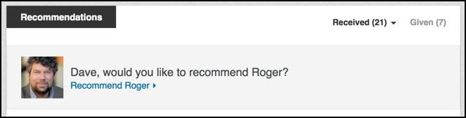 Just how to Publish a LinkedIn Endorsement