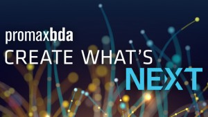 promaxbda create what's next logo graphic