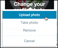 How do I change my Twitter profile picture? - Ask Dave Taylor
