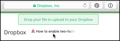 How do I share a Website URL on Dropbox? - Ask Dave Taylor