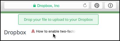 How do I share a Website URL on Dropbox? - Ask Dave Taylor