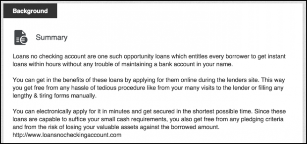 spam scam linkedin profile career sumary