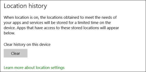 What apps are reporting my location in Windows 10? - Ask Dave Taylor