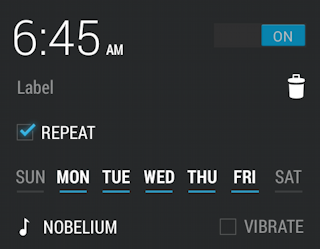 Can I set a Repeating Alarm in Android? - Ask Dave Taylor
