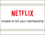netflix unable to bill your membership phishing scam