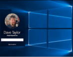 how to disable turn off stop login screen prompt automatic login microsoft windows 10 win10 security