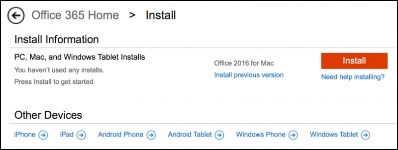 How to Install Microsoft Office 2016 on a Mac?