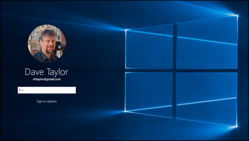 How do I disable the Windows 10 login screen on boot? - Ask Dave Taylor