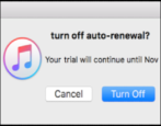 how to turn off disable opt out apple music itunes automatic auto renewal