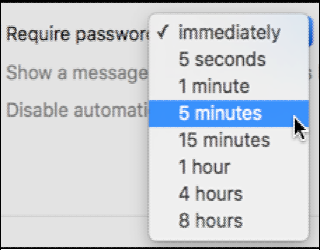 how to tell my password on mac