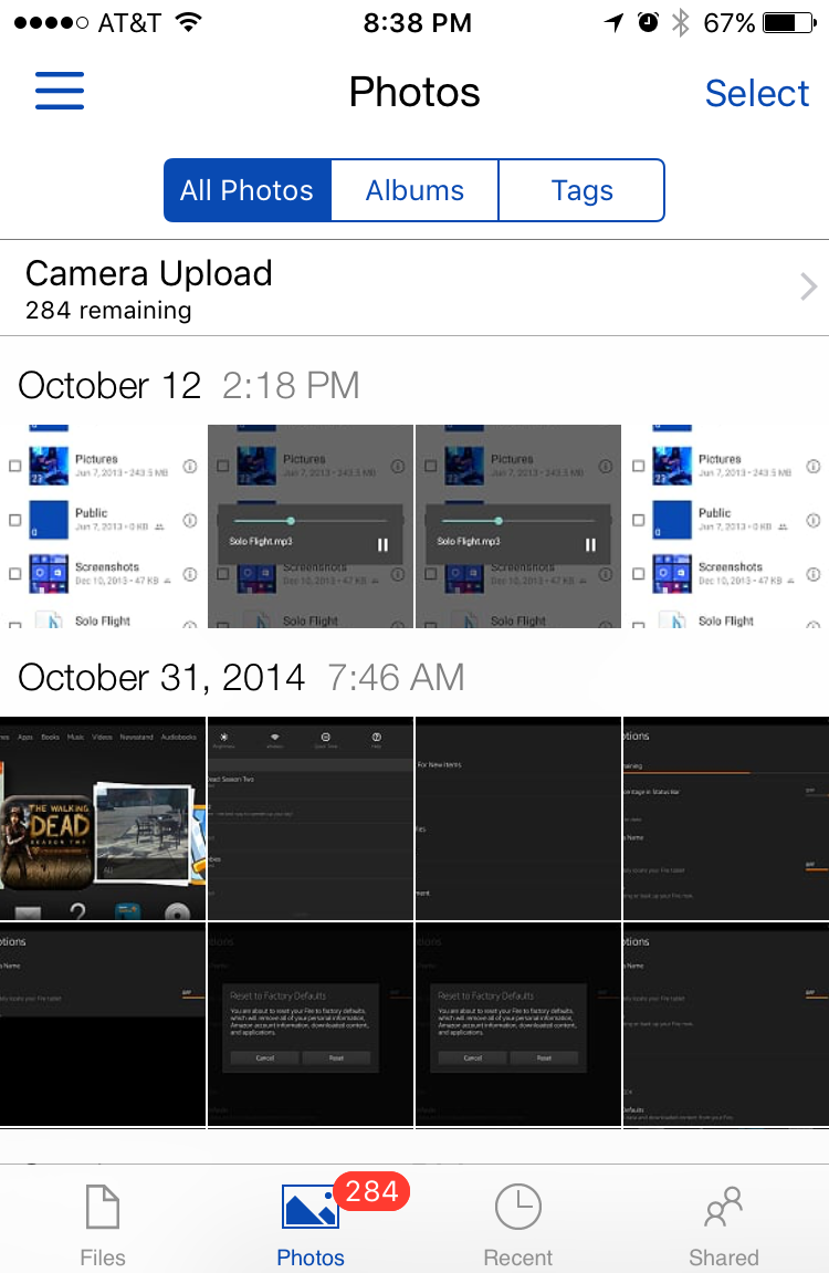 248 photos remaining to sync onedrive ios iphone ipad