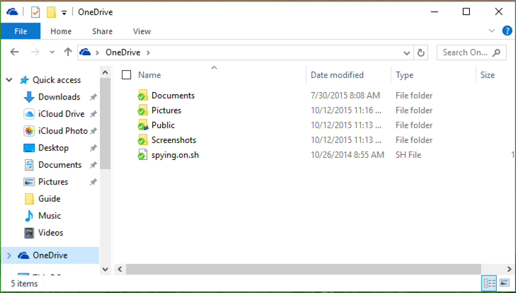 Can I share music files with OneDrive? - Ask Dave Taylor